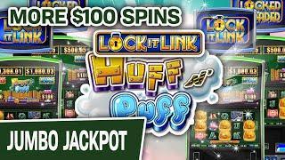 ⋆ Slots ⋆ HUNDRED DOLLAR SPINS Lead to MASSIVE JACKPOT ⋆ Slots ⋆ LOVIN' Lock It Link: Huff N' Puff in VEGAS