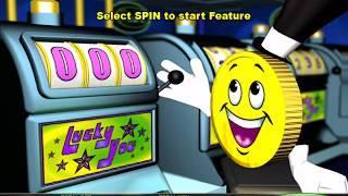 MR CASHMAN AFRICAN DUSK Video Slot Casino Game with a CASHMAN PULLS HANDLE BONUS