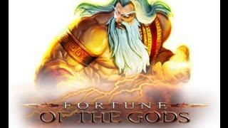 William Hill Fortune of the Gods | Fortuna Feature 60 Cent | BigWin