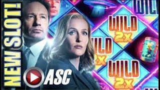 X-TRA TERRESTRIAL WIN!• THE X FILES Slot Machine Bonus [REPOST]