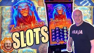 $1,000 on Zodiac Lion Slots! •1st Time Playing This Machine!