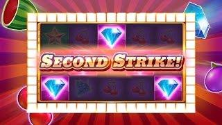 Second Strike! Online Slot from Quickspin