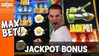 • JACKPOT BONUS Finale! • $1100 @ San Manuel Casino • BCSlots (S. 15 • Ep. 5)