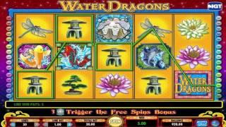 Free Water Dragons Slot by IGT Video Preview | HEX