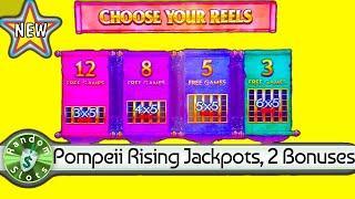 ⋆ Slots ⋆️ New   Pompeii Rising Jackpots slot machines, 2 Bonuses