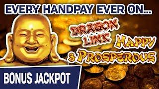 ⋆ Slots ⋆ Dragon Link: EVERY Happy & Prosperous Jackpot EVER ⋆ Slots ⋆ Vegas, Reno, Colorado – IT'S INCREDIBLE