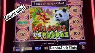 Handpay at the new Mohegan Sun Las Vegas? Better⋆ Slots ⋆️Dragons vs Pandas and Dragon Link,Panda Magic