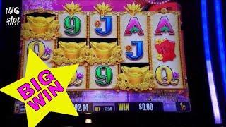 Fortune King Deluxe Slot Machine BONUS Win  ! •MAX BET•  Slot Bonuses