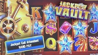 $50 BETS ★ Slots ★ HIGH LIMIT SLOT PLAY ★ Slots ★ JACKPOT VAULT ★ Slots ★ JACKPOT HANDPAY!