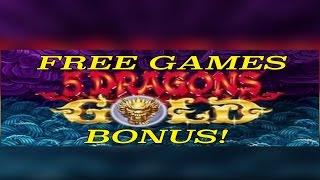 **5 DRAGONS GOLD** MYSTERY FREE GAMES | This game is SPONSORED by Big Fish Games