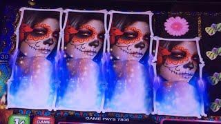 ** BIG WINS ** Sweet Skulls ** Trippled the Money ** New Game ** SLOT LOVER **