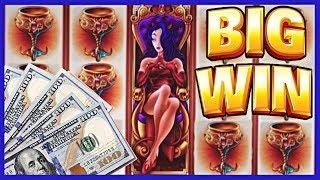• AMAZING HIT! • I GOT THE BONUS on MAX BET and IT PAID!  WICKED WINNINGS 4 •