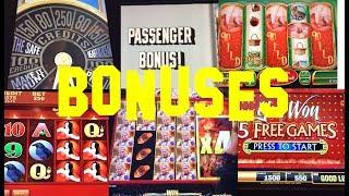 A Collection of Slot Machine Bonus Rounds and Huge Wins Vol. 4