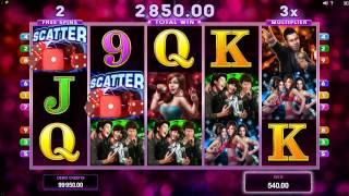 Karaoke Party Slot Features & Game Play - by Microgaming