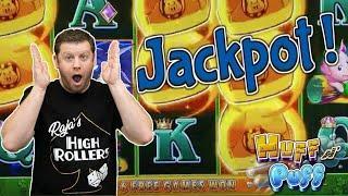⋆ Slots ⋆ BOD Hits Another Huff N Puff Jackpot ⋆ Slots ⋆ Lock It Link  Slots Featuring Eureka Blast & Nightlife