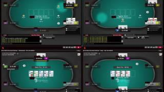 Road to High Stakes 2017: Episode 8 Part 3 of 4 25NL Zone Ignition Texas Holdem Cash Game Poker