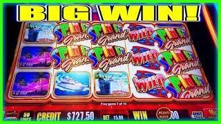 BIG WIN! I GOT THE SPIN IT GRAND FEATURE IN THE BONUS •️ Deja Vu Slots