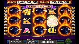 "NEW SLOT GAME ""CASH BULL"" Early Access! Multiple bonuses -Aristocrat- (NEW SLOT GAME)"