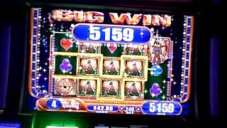 Jungle Wild III slot machine bonus win at Revel Casino in Atlantic City, NJ