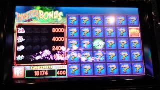 Wild Tornado Bonus Slot Machine.