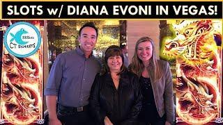 •DO WE DOUBLE W/ DIANA EVONI• - DRAGON BUCKS SLOT MACHINE
