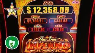 •️ New - Hot Shot Inferno slot machine