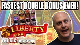 •Liberty Link Slots •Fastest Bonus Round WIN$ | The Big Jackpot