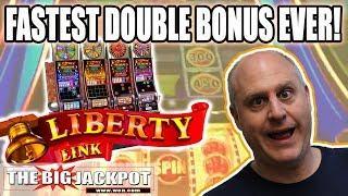 •Liberty Link Slots •Fastest Bonus Round WIN$ | The Big Jackpot