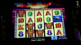 Aristocrat Technologies - Tiki Talk Slot Bonus