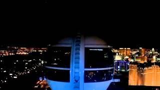 Las Vegas High Roller Ride 10 -28 -15