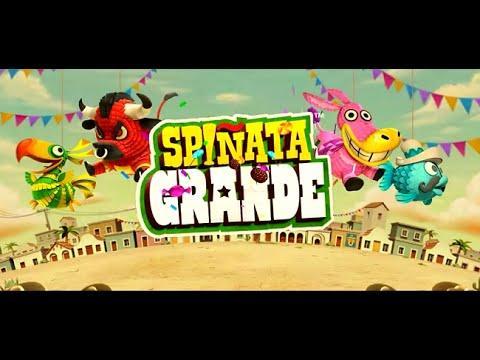Free Spinata Grande slot machine by NetEnt gameplay ★ SlotsUp