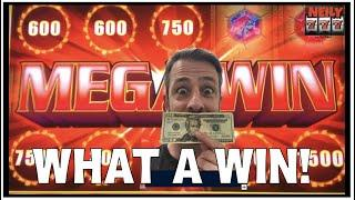 AND I DIDN'T REALLY EVEN KNOW WHAT WAS GOING ON! MEGA WIN BONUS ON LEGEND CITY SLOT MACHINE!
