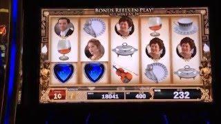 *Nice win!* - Titanic Slot Machine Heart of the Ocean Bonus