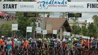 San Manuel Partners with Redlands Bicycle Classic For Sixth Straight Year