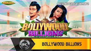 Bollywood Billions slot by Swintt