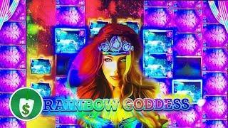 •️ NEW - Rainbow Goddess slot machine, 2 sessions, bonus