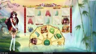 Koi Princess Slot - NetEnt Promo