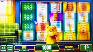 ++NEW Ted slot machine, #G2E2015, Aristocrat