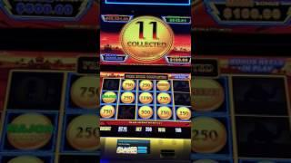 $25 HOLD & SPIN Lightning Link Slot Machine Jackpot with Major Jackpot