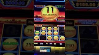 $25 HOLD & SPIN Lightning Link Slot Machine Jackpot with Major Jackpot