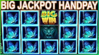 • BIG JACKPOT HANDPAY • • AFRICAN • DIAMOND • STINKIN RICH • HIGH LIMIT SLOT POKIES