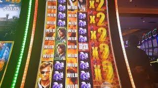 **MAX BET BIG WIN** / The Walking Dead 2 Slot machine, NOTHING BUT BONUSES..