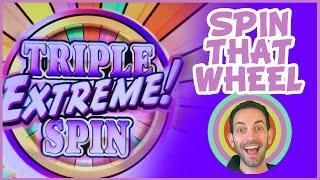•  Spin that Wheel • SPINNING •SATURDAYS • Slot Machine Pokies