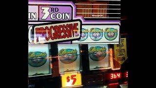 Bellagio $616K Progressive Jackpot on Double Double Diamond