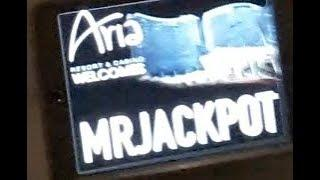 """Aria Limo for """"Mr Jackpot"""" Upon Arrival at LasVegas Airport 2-07-18"""