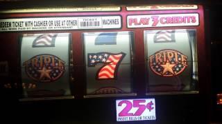 Triple Star Jackpot!, Triple Star Slot Machine Jackpot!