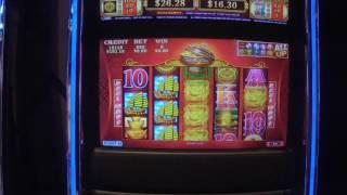 88 fortunes live play HIGH LIMIT max bet $8.80 spin slot machine PICK JACKPOT BONUS