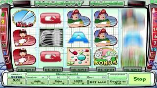 Naughty Nurse Slot - Play Free iSoftBet Slots Online