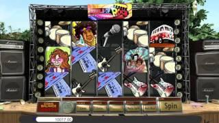 Reels Of Rock• free slots machine by Saucify preview at Slotozilla.com