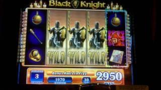 Black Knight Slot Bonus - WMS